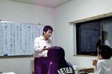 水谷小学国語授業風景