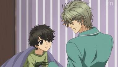 SUPER LOVERS 1話 感想 画像11