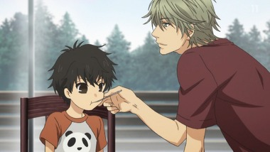 SUPER LOVERS 1話 感想 画像3