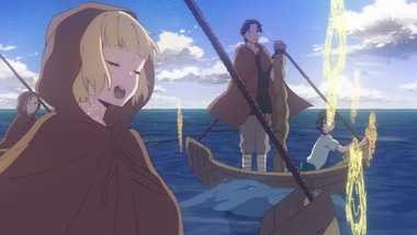 クジラの子らは砂上に歌う 1話感想画像10