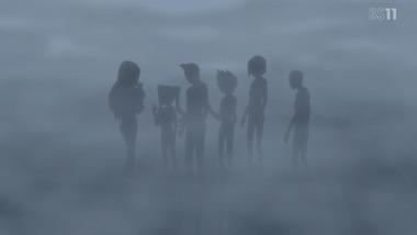 コンクリート・レボルティオ 9話 感想 画像21