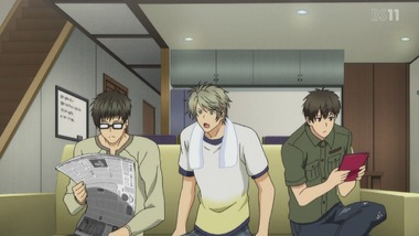 SUPER LOVERS 7話 感想 画像1
