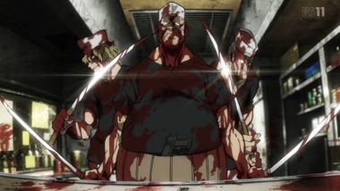 血界戦線 10話 画像 感想 実況12