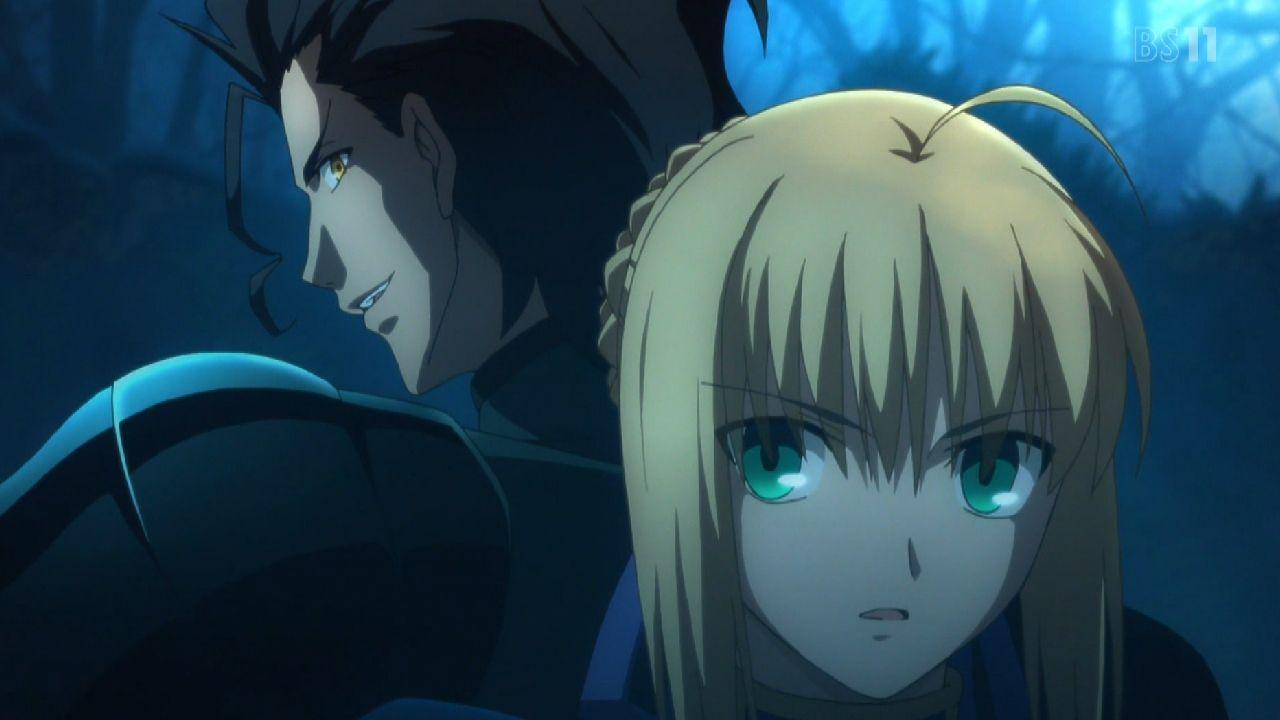 Fate Zero Bs