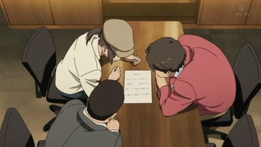 SHIROBAKO 画像 感想 実況1