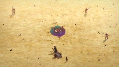 神撃のバハムート 2話 感想 画像13