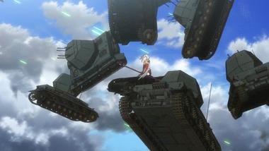 終末のイゼッタ 12話 感想 画像3