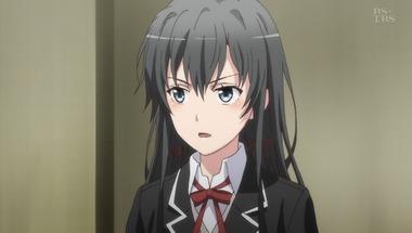 俺ガイル 続 2期 10話 画像 感想 実況3