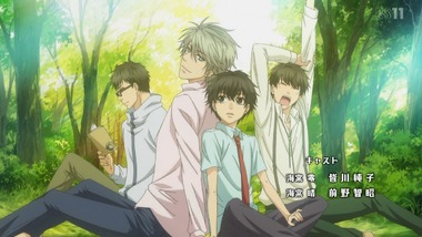 SUPER LOVERS 1話 感想 画像15