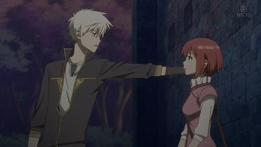赤髪の白雪姫 2話 感想 画像3