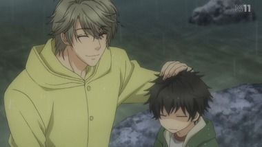 SUPER LOVERS 1話 感想 画像9