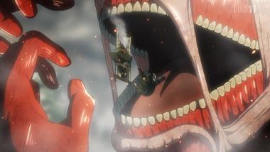 進撃の巨人 32話 感想 画像2