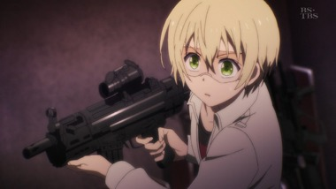 青春×機関銃 11話 感想 画像4
