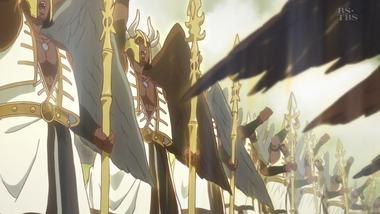 神撃のバハムート 12 感想 画像2