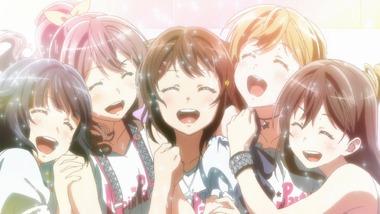 【BanG Dream!(バンドリ)】13話(最終回)感想 BS地方民 すごくいいライブだった!
