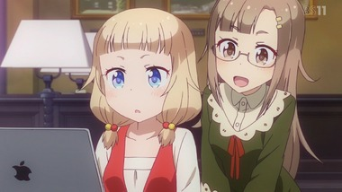NEW GAME!! 3話 感想 画像15