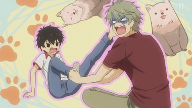 SUPER LOVERS 1話 感想 画像5