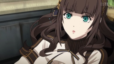 【Code:Realize~創世の姫君~】1話感想 BS地方民 触っちゃらめぇ!怪物美少女
