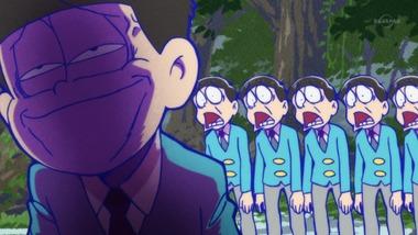 おそ松さん 10話 感想 画像32