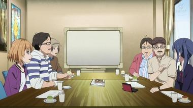 SHIROBAKO 画像 感想 実況5