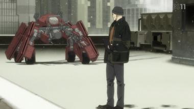 攻殻機動隊ARISE 9話  画像 感想 実況4