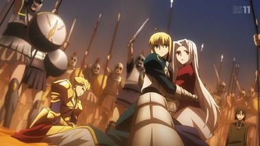 Fate Zero 11話 感想 画像14