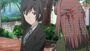 Lostorage incited WIXOSS 12話 感想 画像27