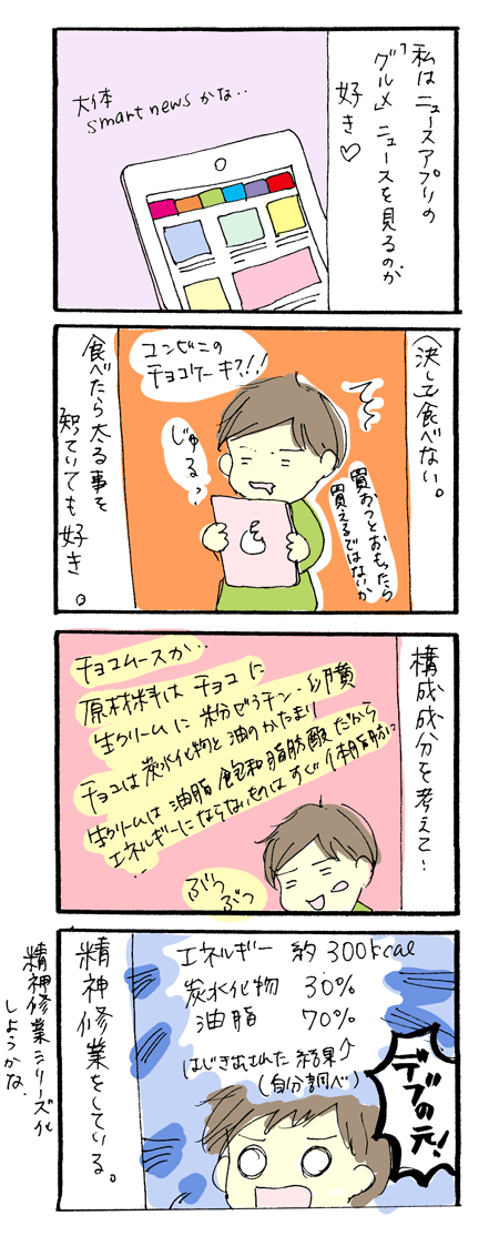 精神修行001