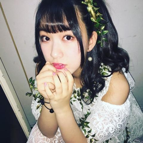 【AKB48Gドラフト会議】SKE48水野愛理「正直、焦ってます」「皆さんが選んだ事ですし信頼してます」