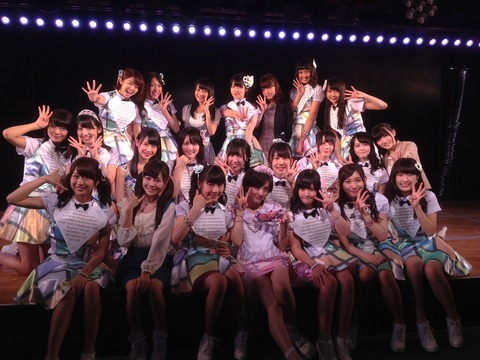 大人AKB48ってなんだったんだろうな【塚本まり子】