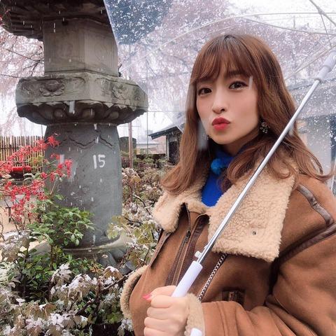 【悲報】梅田彩佳が糖質山形県民に絡まれて病む。→削除