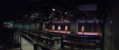 【朗報】AKB48劇場リニューアルキタ━━━━(゚∀゚)━━━━!!