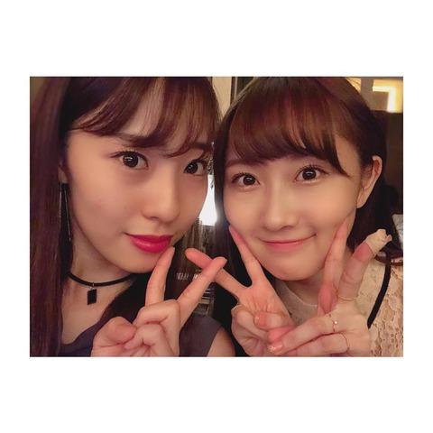 【悲報】元NMB48矢倉楓子ちゃんが左手薬指に指輪してるさかい・・・