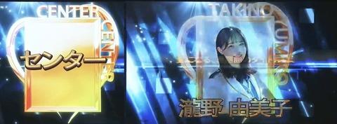 【STU48】♡瀧野由美子ちゃん♡センター返り咲き