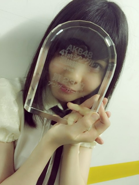 【AKB48総選挙】谷真理佳の大躍進に中西智代梨は何を思うのか?