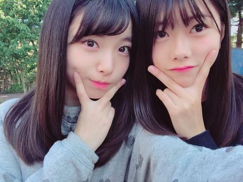 【AKB48】結局、久保怜音と千葉恵里ってどっちが可愛いの?