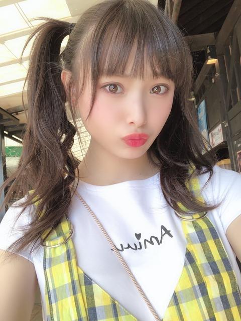 【朗報】NMB48梅山恋和ちゃん、太鼓を叩いてるだけでかわいい【557】