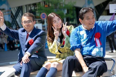 【SKE48】松井珠理奈さん、パレードの観衆は全員自分のために集まってきたと勘違いしていた