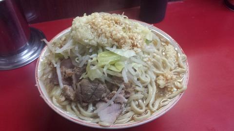 【NMB48】みおりんがラーメン二郎を食す【市川美織】