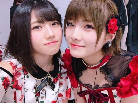 【AKB48】2017年劇場公演出演回数、今年も村山彩希の1位が確定!