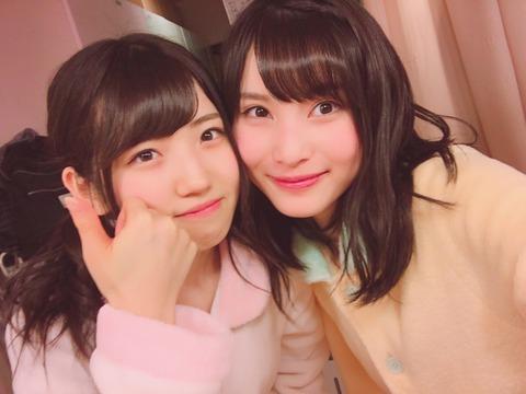 【AKB48】ゆいりーとせいちゃん、彼女にしたいのはどっち?【村山彩希・福岡聖菜】