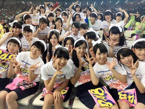 【朗報】チーム8がAKB48G大運動会優勝商品の海外旅行に行ってた模様