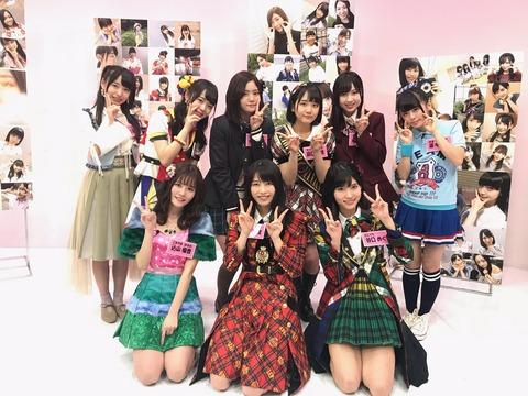 【悲報】AKB48若手メンバー、AKB48の歌を知らない