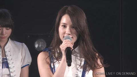 【AKB48】鈴木まりやが劇場公演にて卒業発表