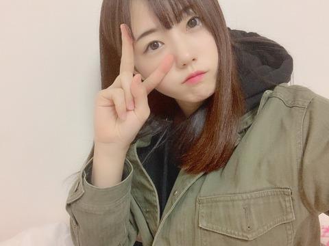 【STU48】瀧野由美子さん、人生で初めて髪を染める!!!