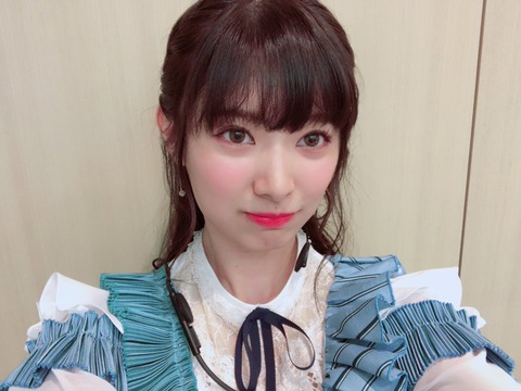 【AKB48】あれ?武藤十夢のホクロ復活してない?