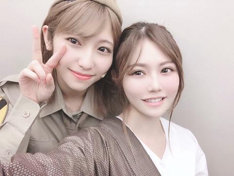 【AKB48】込山榛香「エミリーさんを応援したのは舞台共演してるから」「チームKを捨てたわけじゃない」