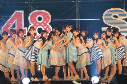 【悲報】俺たちのゆいゆい、ハブられてしまう【AKB48・小栗有以】
