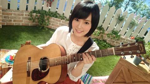 【NMB48】紅白では「365日の紙飛行機」を山本彩がギター生演奏で弾き語りすることが決定