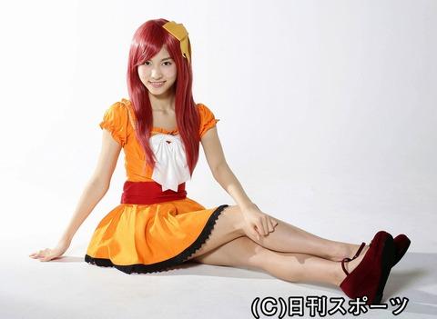 【AKB48】谷口めぐのニックネームって「めぐたん」だったんだな